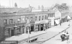 Lewisham, The Old Lion And Lamb, High Street c.1895
