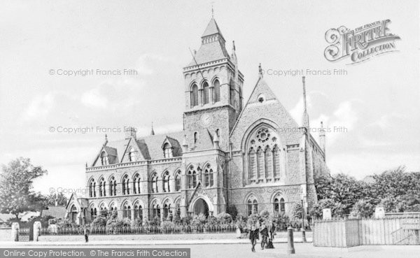 Photo of Lewisham, Town Hall c.1900