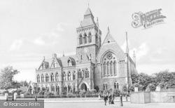 Lewisham, Town Hall c.1900