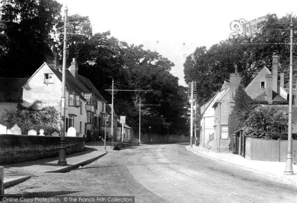 Photo of Lexden, The Village 1904