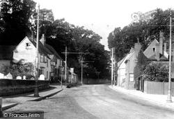 Lexden, The Village 1904