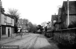 Lexden, Village 1892