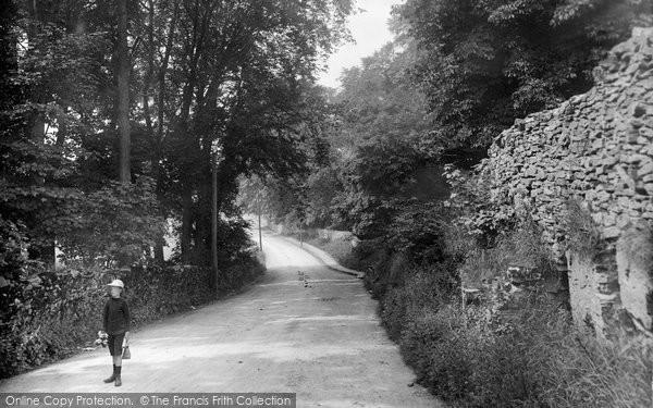 Photo of Leyburn, Bellerby Lane 1914