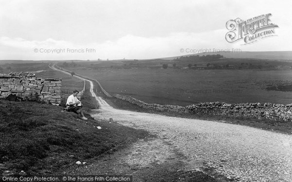 Photo of Leyburn, Bellerby Moor 1924