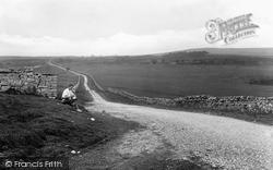 Bellerby Moor 1924, Leyburn