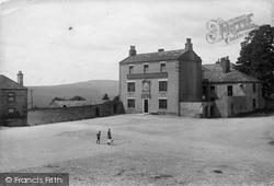 Bolton Arms Hotel 1918, Leyburn