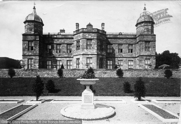 Photo of Leyburn, Danby Hall 1893
