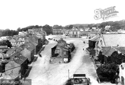 From The Church Tower 1906, Leyburn