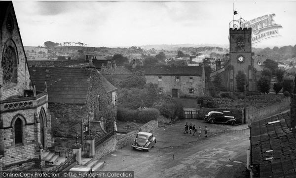 Photo of Leyburn, General View c.1955