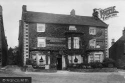 Leyburn, Golden Lion Hotel 1923