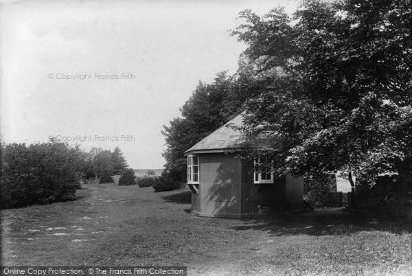 Photo of Leyburn, Golf House 1906
