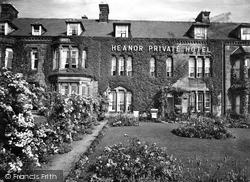 Heanor Hotel 1929, Leyburn