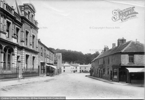 Photo of Leyburn, High Street 1896