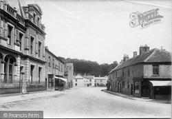 Leyburn, High Street 1896