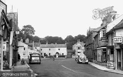 High Street c.1954, Leyburn