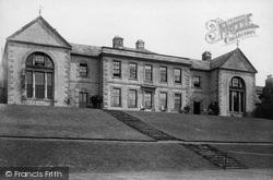 Leyburn, Leyburn Hall 1896