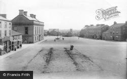 Leyburn, Market Place 1911