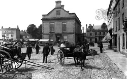 Market Place 1914, Leyburn