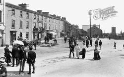 Leyburn, Market Place 1914