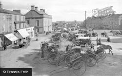 Leyburn, Market Place 1925