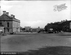 Market Place 1929, Leyburn