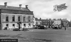Leyburn, Market Place c.1954
