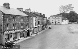Market Place c.1960, Leyburn