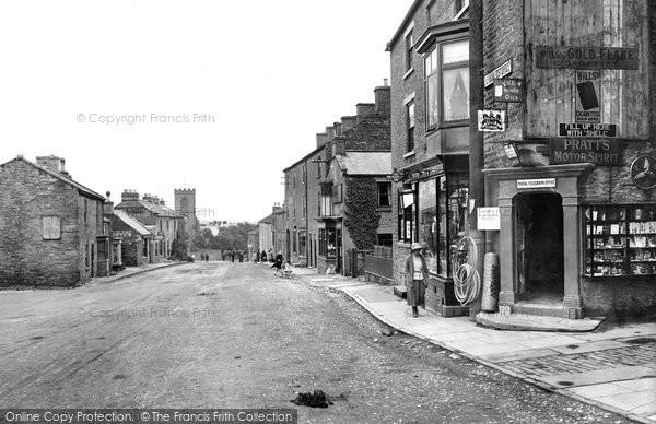 Photo of Leyburn, Post Office 1923
