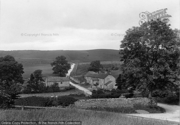 Photo of Leyburn, Richmond Road 1924