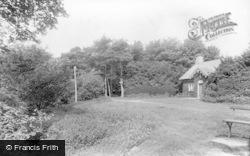 Leyburn, Shawl, Queen's Gap 1906