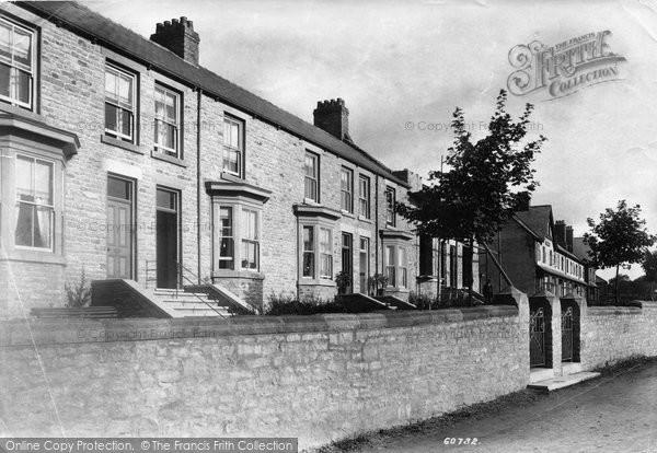 Photo of Leyburn, St Mary's Mount 1908