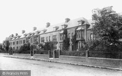St Matthew's Terrace 1896, Leyburn