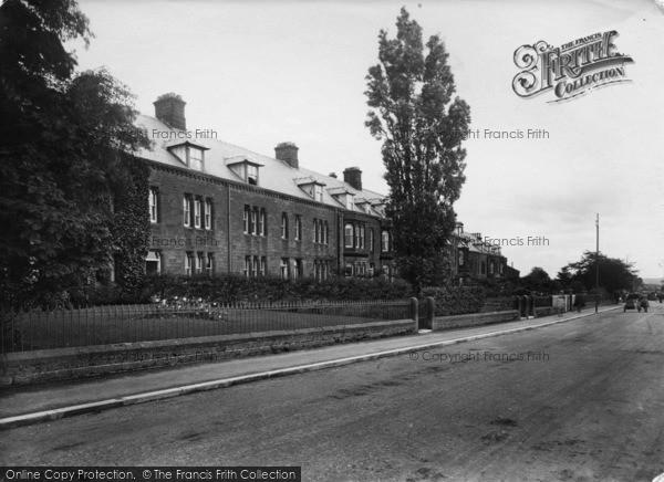Photo of Leyburn, St Matthew's Terrace 1923