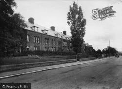 Leyburn, St Matthew's Terrace 1923