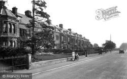 St Matthew's Terrace 1929, Leyburn