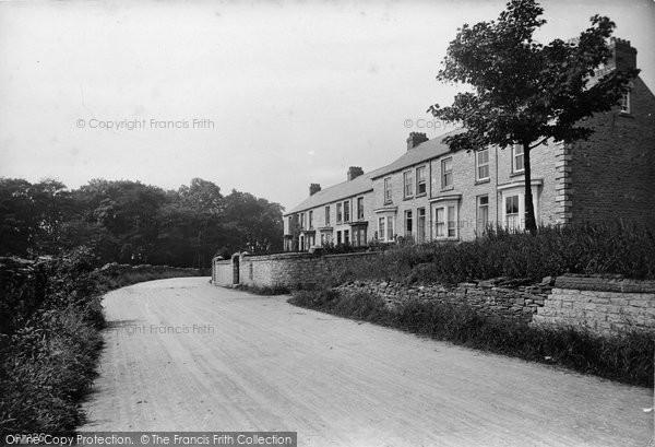 Photo of Leyburn, The Mount 1914