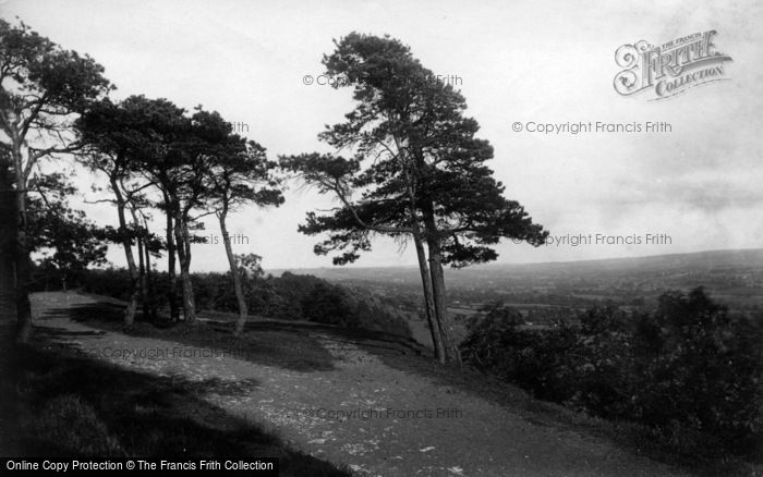 Photo of Leyburn, The Shawl 1896