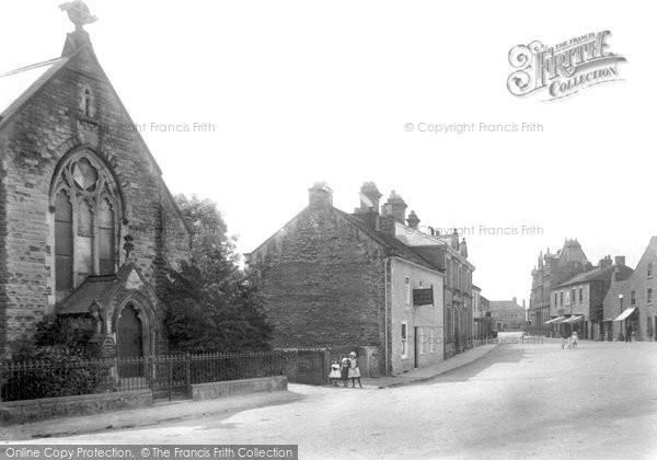 Photo of Leyburn, The Square 1911