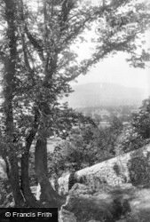 Leyburn, View From Shawl 1911