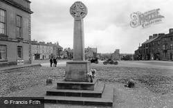 War Memorial 1923, Leyburn
