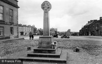 Leyburn, War Memorial 1923