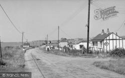 Eastchurch Road c.1955, Leysdown-on-Sea