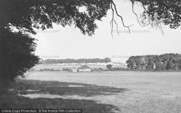 Photo of Leysdown On Sea, Hart's Camp c.1955