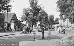 Station Road c.1955, Leysdown-on-Sea