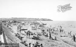 The Beach c.1955, Leysdown-on-Sea