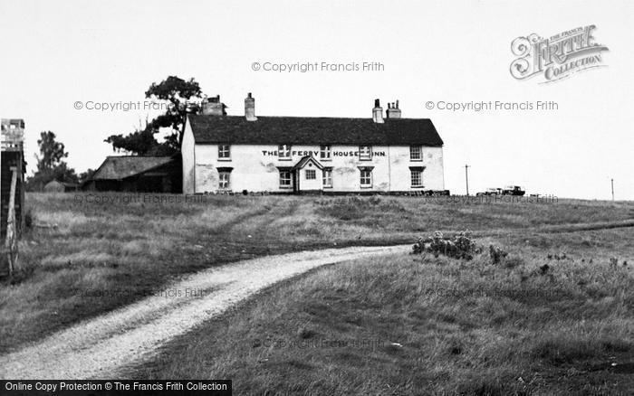 Photo of Leysdown On Sea, The Ferry House Inn c.1955