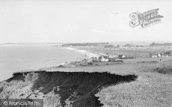 Warden Bay c.1955, Leysdown-on-Sea