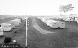 Warden Bay Caravan Park c.1955, Leysdown-on-Sea