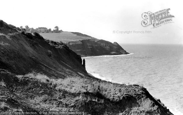 Photo of Leysdown On Sea, Warden Point c.1955