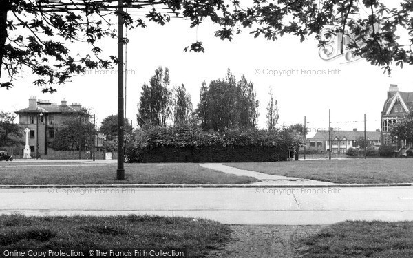 Photo of Leytonstone, Whipps Cross c1955